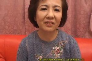 (モザ無)50代純白おっとり人妻のおまんちょハメる無料urabideoムービー
