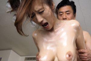 巨乳妻が義父に乳揉まれておまんこヤラれる無料熟女人妻動画