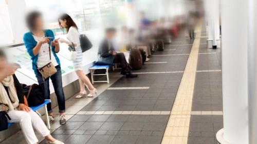 かおり 25歳 ジュエリー加工職人 「バスターミナルナンパ 05 in 新宿 チームH」