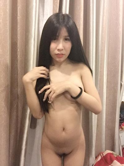 タイの素人美少女のヌード写真が流出 7