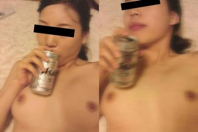 日本の素人美女の流出ヌード画像 6