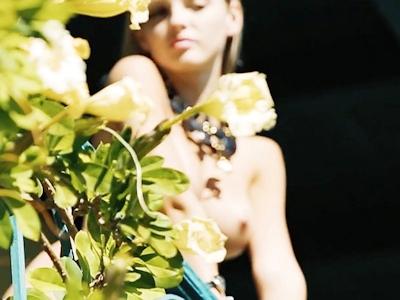 ロシアモデル Kristina Sheiter(クリスティーナ・シェイター) セクシーヌード画像 2