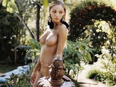 ロシアモデル Kristina Sheiter(クリスティーナ・シェイター) セクシーヌード画像 6