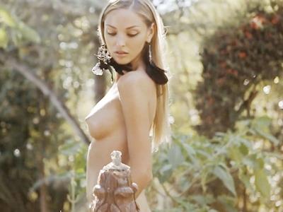 ロシアモデル Kristina Sheiter(クリスティーナ・シェイター) セクシーヌード画像 7