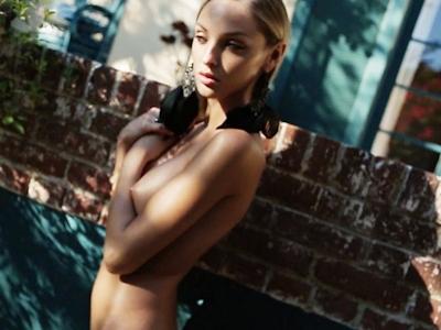 ロシアモデル Kristina Sheiter(クリスティーナ・シェイター) セクシーヌード画像 10