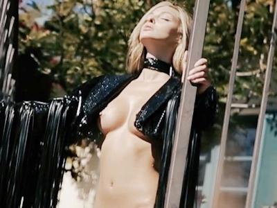 ロシアモデル Kristina Sheiter(クリスティーナ・シェイター) セクシーヌード画像 14