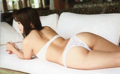 元AKB48 平嶋夏海 手ブラセミヌード画像 3