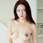 中国美女モデル 樱桃(Yingtao) セクシーヌード画像