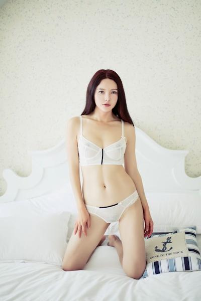 中国美女モデル 樱桃(Yingtao) セクシーヌード画像 1