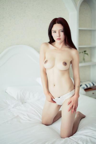 中国美女モデル 樱桃(Yingtao) セクシーヌード画像 5