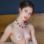 スロバキア美女 Clarice セクシーヌード画像