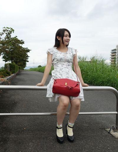 ロリ系パイパン美少女 咲良(sakura) セクシーヌード画像 1