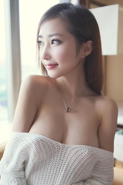 中国美女モデル・尤美Yumi セミヌード画像 9