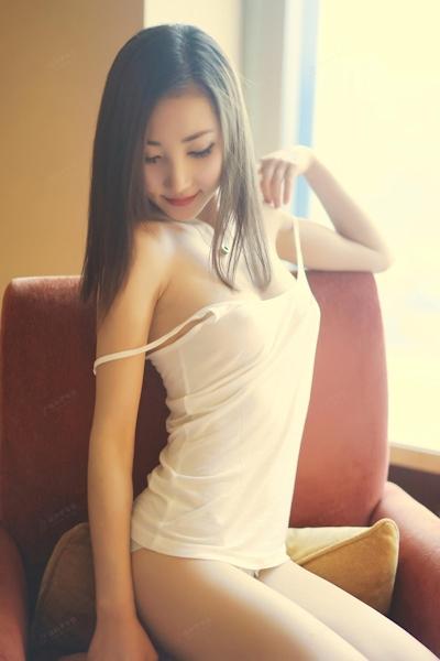 中国美女モデル・尤美Yumi セミヌード画像 10