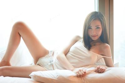 中国美女モデル・尤美Yumi セミヌード画像 12