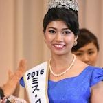 ミス・ワールド2016日本代表はインド人ハーフ美女・吉川プリアンカに決定