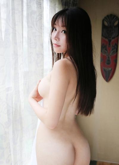 中国美女モデル 芝芝Booty セミヌード画像 18