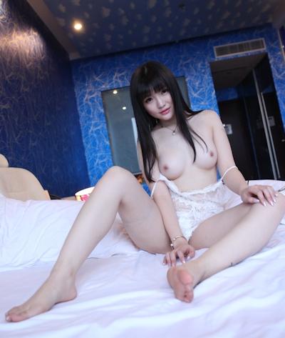中国美少女モデル 米妮大萌萌mini セクシーヌード画像 1