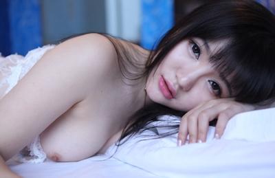 中国美少女モデル 米妮大萌萌mini セクシーヌード画像 6
