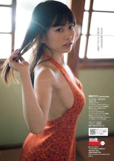 奥津マリリ ビキニ画像 11