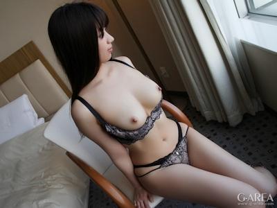 美乳な美人OL れい(23) ヌード画像 5