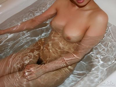 美乳な美人OL れい(23) ヌード画像 25