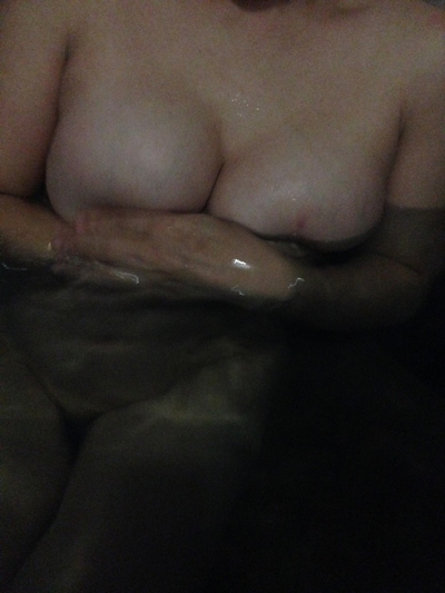結婚半年の人妻を温泉で撮影したヌード画像 4