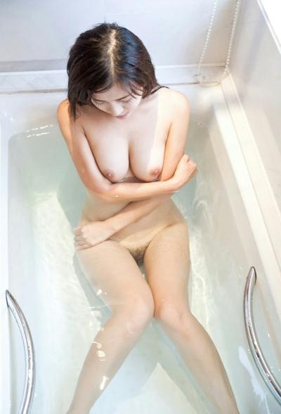 中国巨乳美女モデル 舒欣宝儿(Shuxinbaoer) 入浴ヌード画像 2