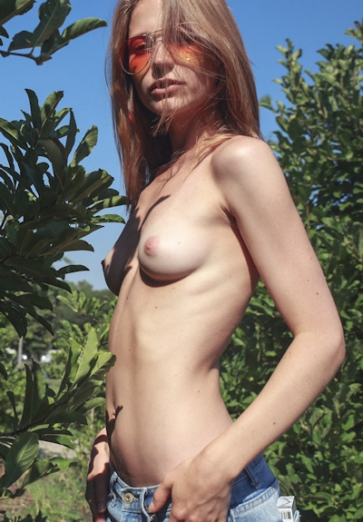 Mariia Leonardo(マリア・レオナルド) ヌードグラビア画像 9