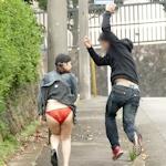 「軽い気持ちでスカートをめくったが、尻は触っていない」 スカートをめって尻を触った大阪府警巡査を再逮捕