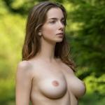 ウクライナ美女 Mariposa セクシーヌード画像