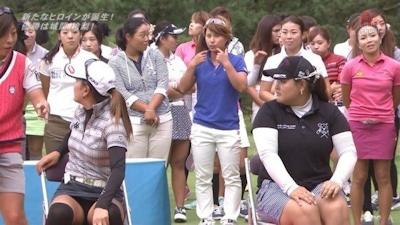 女子ゴルフ選手 セクシーショット 9