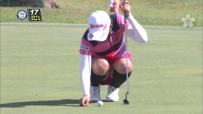女子ゴルフ選手 セクシーショット 11