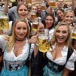 ドイツでビールの祭典 「Oktoberfest(オクトーバーフェスト) 2016」 開幕