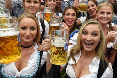 ドイツでビールの祭典 「Oktoberfest(オクトーバーフェスト) 2016」 開幕 3