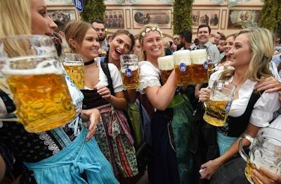 ドイツでビールの祭典 「Oktoberfest(オクトーバーフェスト) 2016」 開幕 4