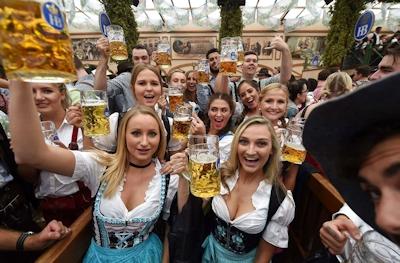 ドイツでビールの祭典 「Oktoberfest(オクトーバーフェスト) 2016」 開幕 5