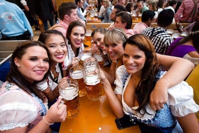 ドイツでビールの祭典 「Oktoberfest(オクトーバーフェスト) 2016」 開幕 9