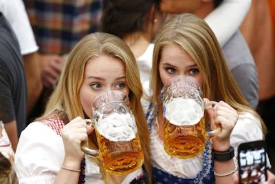 ドイツでビールの祭典 「Oktoberfest(オクトーバーフェスト) 2016」 開幕 12