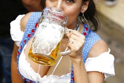 ドイツでビールの祭典 「Oktoberfest(オクトーバーフェスト) 2016」 開幕 13