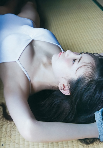 金子理江 セクシーグラビア画像 7
