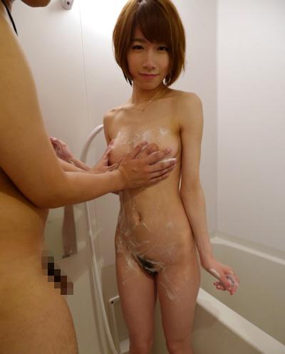 Dカップ美乳 素人美女のセックス画像 1