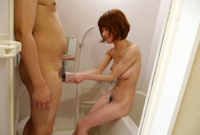 Dカップ美乳 素人美女のセックス画像 3