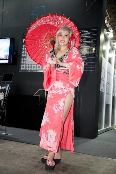 東京ゲームショウ2016 セクシーコンパニオン画像 5