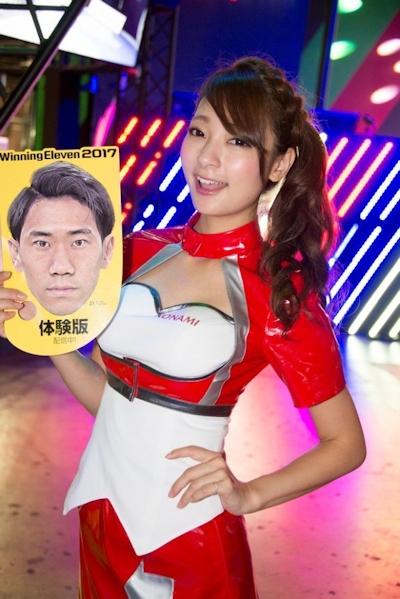 東京ゲームショウ2016 セクシーコンパニオン画像 16