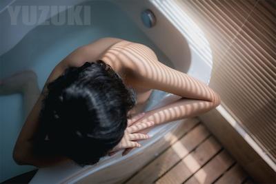 アジアン美乳美少女 YUZUKI セクシーヌード画像 6