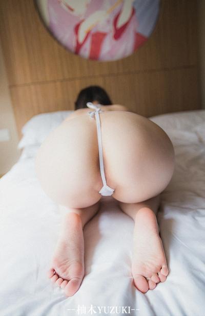 アジアン美乳美少女 YUZUKI セクシーヌード画像 8