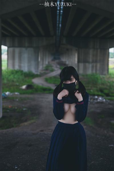アジアン美乳美少女 YUZUKI セクシーヌード画像 12