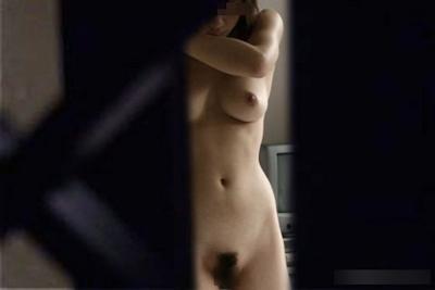 入浴・シャワーシーン 盗撮した画像 1