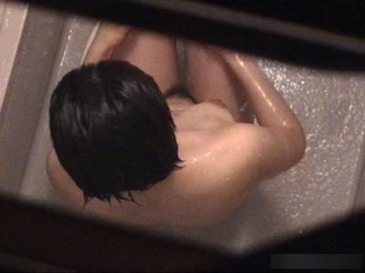 入浴・シャワーシーン 盗撮した画像 7